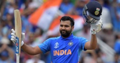 Another Record by Rohit Sharma: Highest Average in the world of Test Cricket