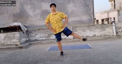 Best exercise for lower extremity and develop lower strength by Neha Chopra Fitness Trainer